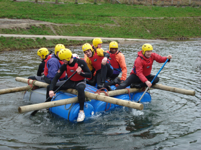 Brecon Beacons Hotels - Rafting
