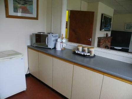 Brecon Beacons Hotels - Nurses Block Self Catering Kitchen Craig y Nos Castle
