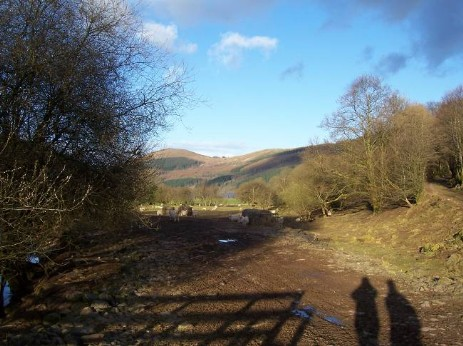 Brecon Beacons Hotels - Talybont on Usk Reservoir Walk