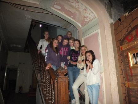Brecon Beacons Hotel Craig y Nos Castle ghost hunt