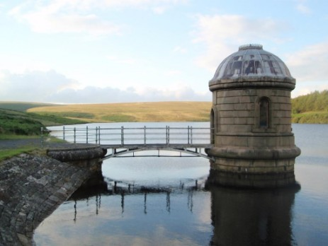 Upper Lliw Reservoir