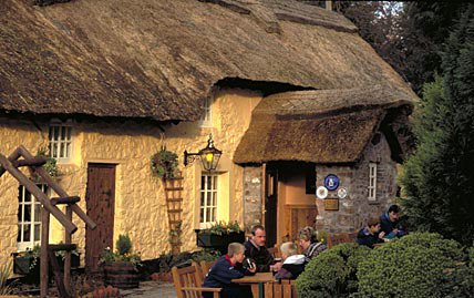 Brecon Beacons Hotels St Fagans Museuem of Welsh Life