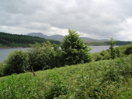 Brecon Beacons National Park Usk Reservoir Circular Walk